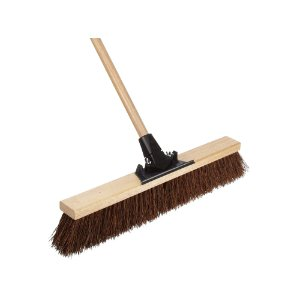 Brooms, Dust Mops and Accessories