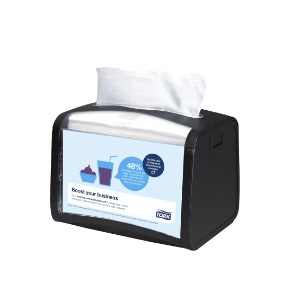 Napkins and Dispensers