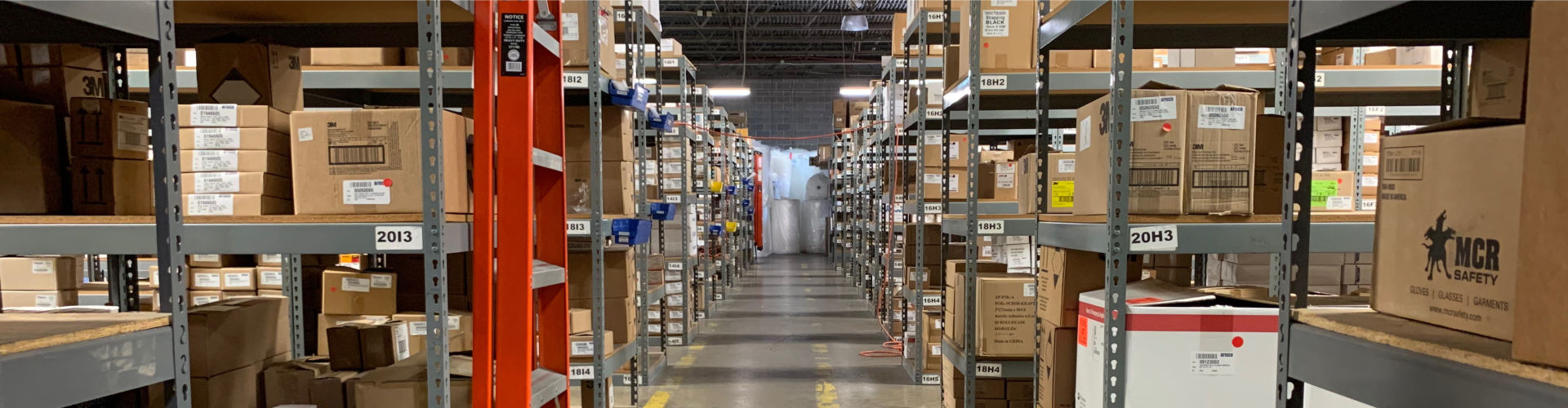 AFISCO Industrial Distribution Warehouse
